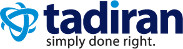 Tadiran America IP Business Telephone and Communication solutions logo
